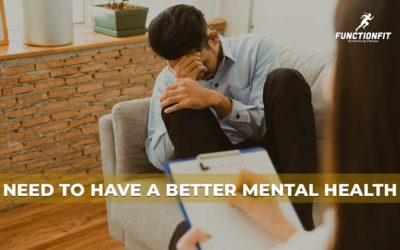 Need to have a better Mental health