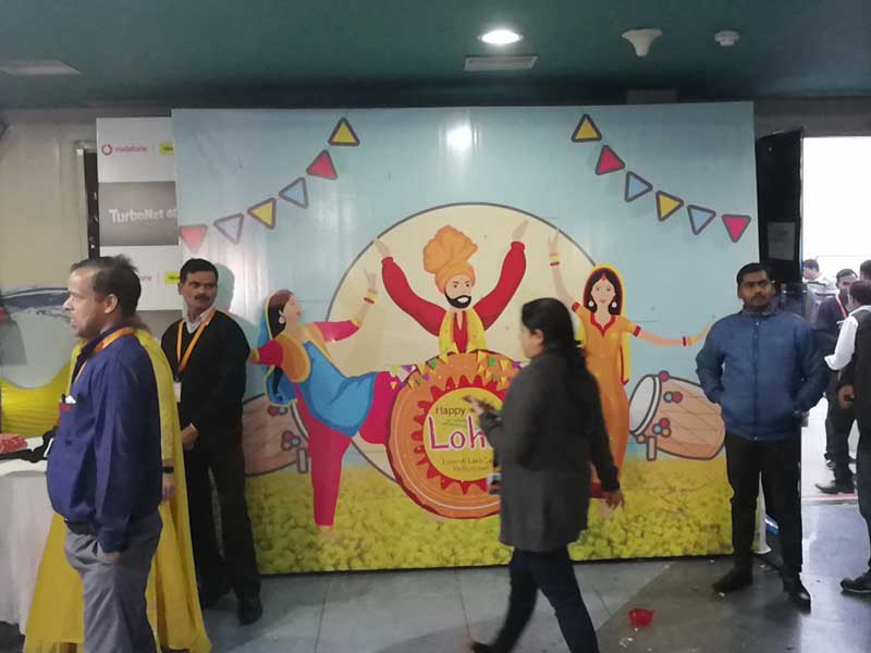 Vodafone-Lohri-event-images-2